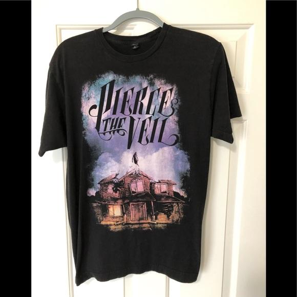 Other - Pierce the veil band concert tour shirt L